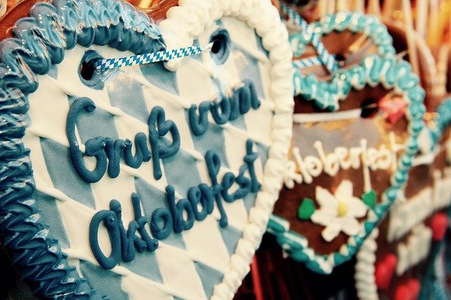 Oktoberfest auf den Wiesn.